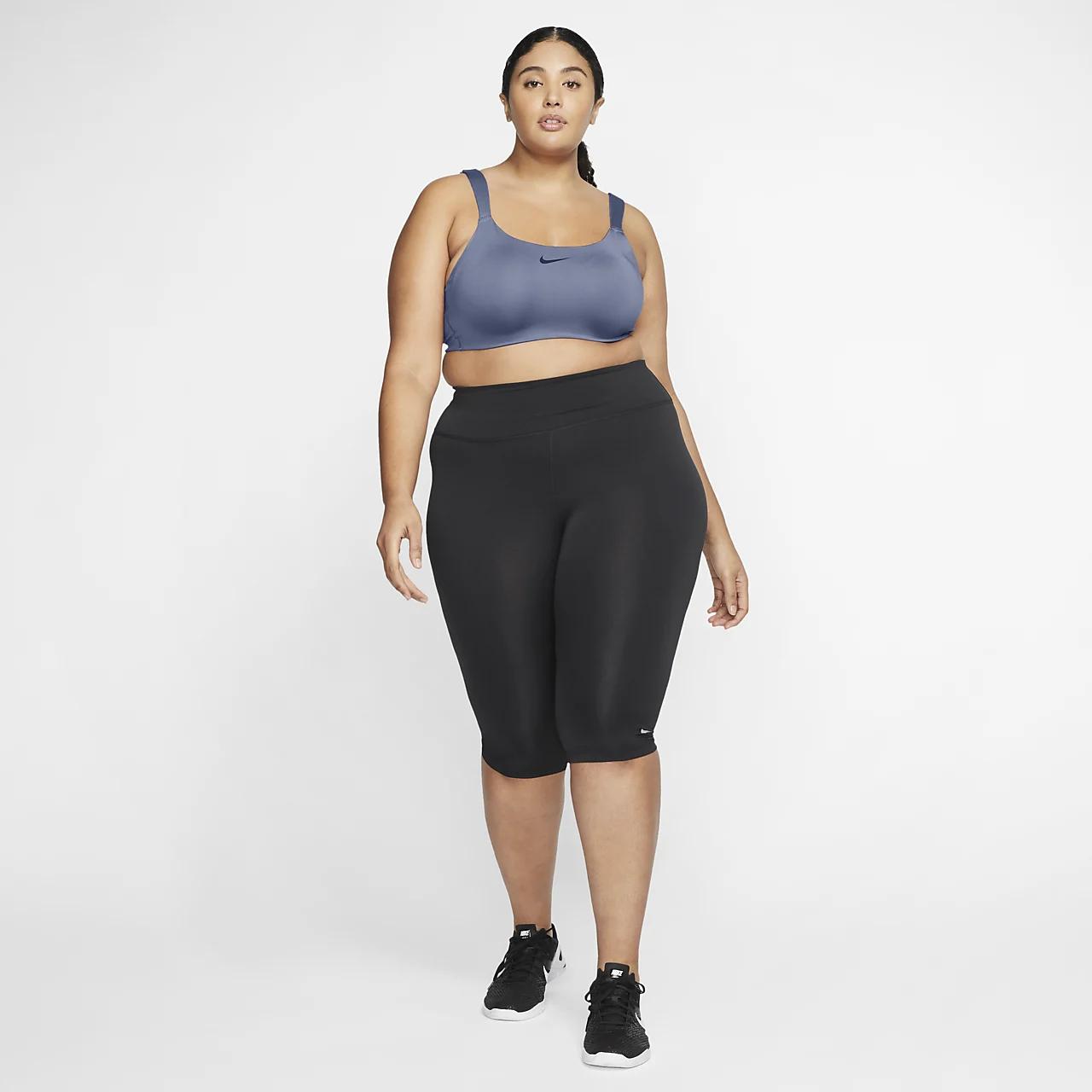Nike Bold Women's High-Support Underwire Sports Bra (Plus Size) BQ4127-482