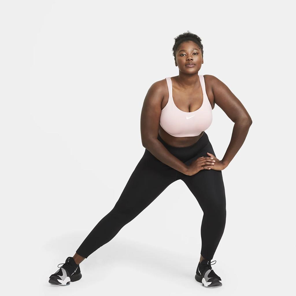 Nike Bold Women's High-Support Padded Underwire Sports Bra (Plus Size) BQ4127-630