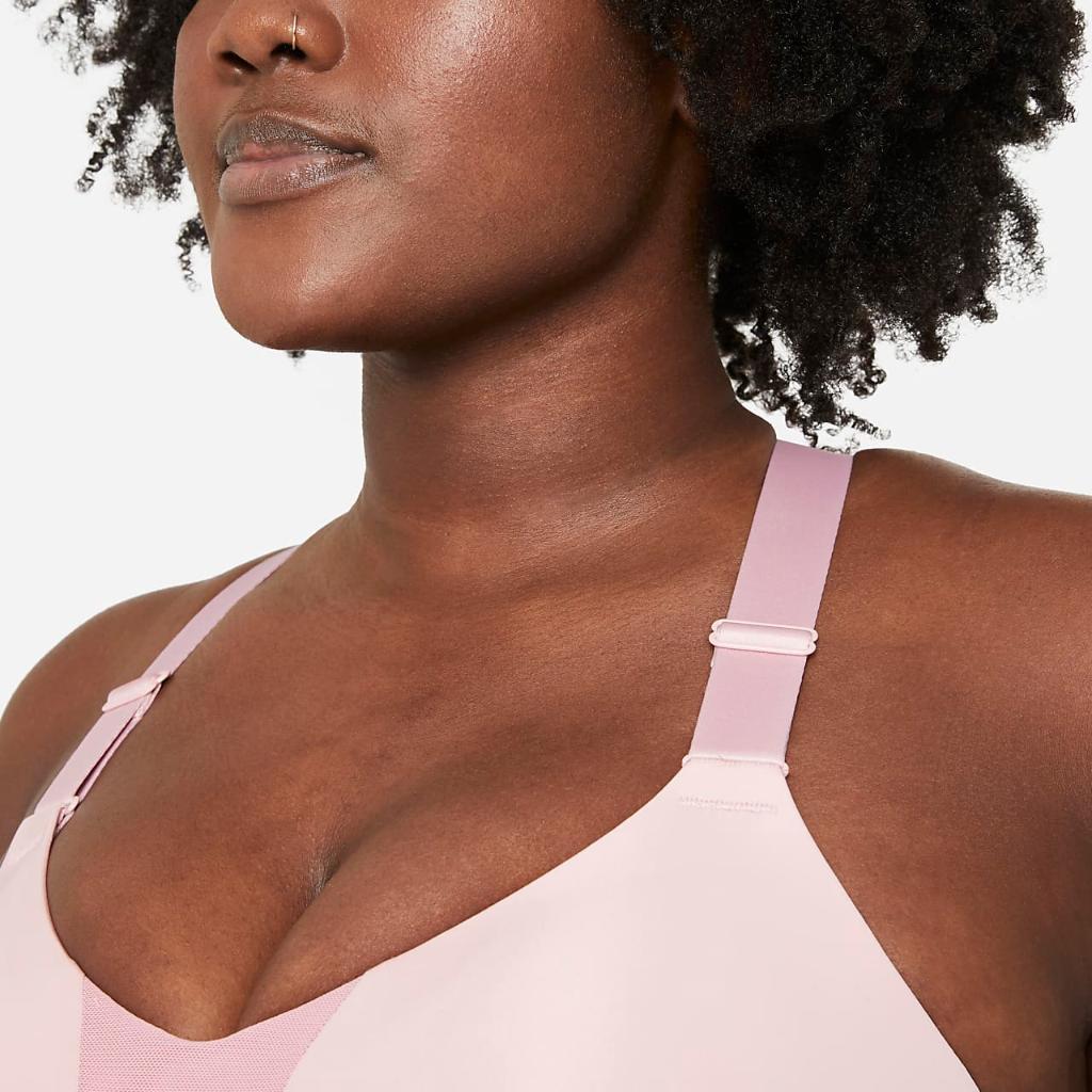 Nike Rival Women's High-Support Underwire Sports Bra (Plus Size) BQ4128-630
