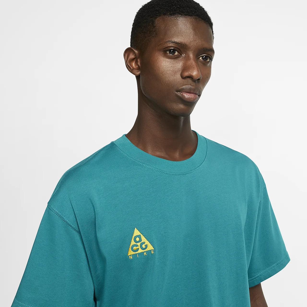 나이키 ACG 로고 티셔츠 BQ7342-379