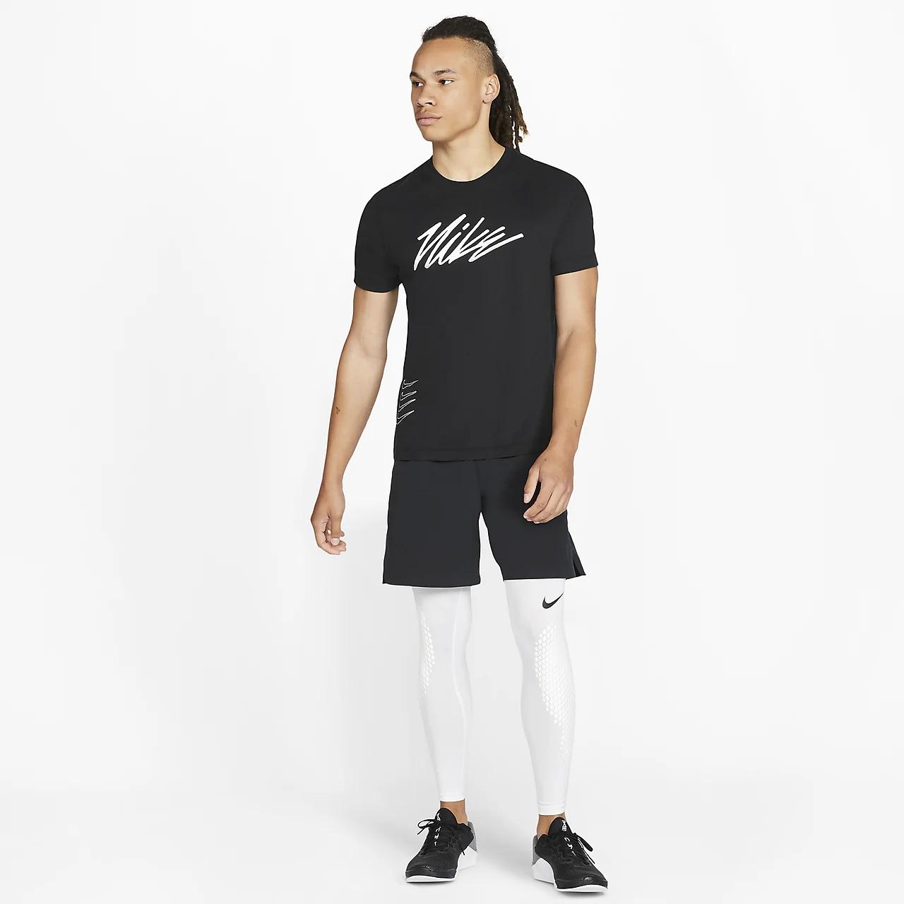 나이키 프로 남자 슬라이더 야구 타이츠 BQ9255-100