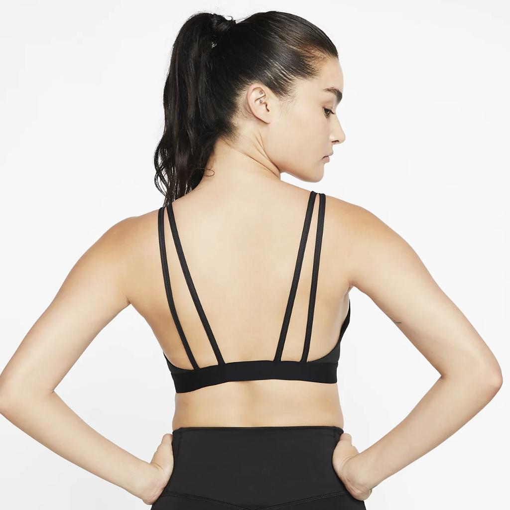 Nike Yoga Women's Light-Support Padded Sports Bra BV4864-010