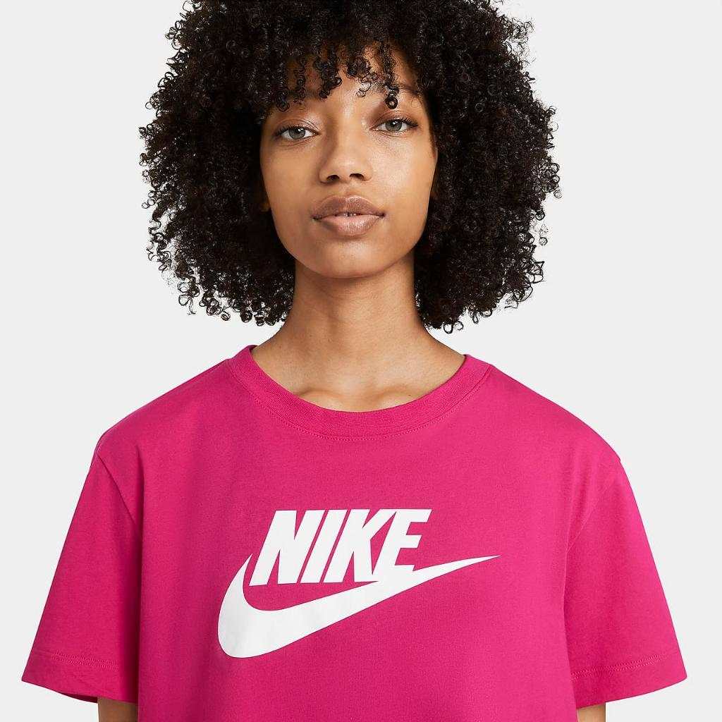 Nike Sportswear Essential Women's Cropped T-Shirt BV6175-616