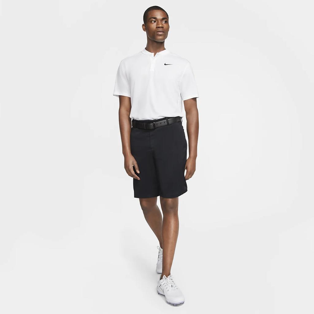 나이키 드라이핏 승리 남자 골프 폴로 BV6235-100