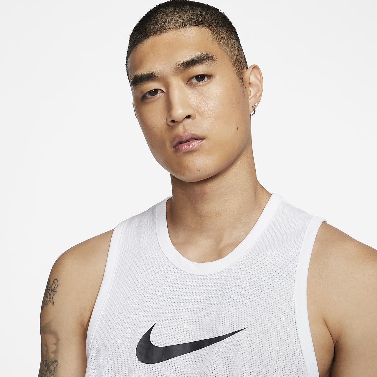 Nike Dri-FIT Men's Basketball Top BV9387-100