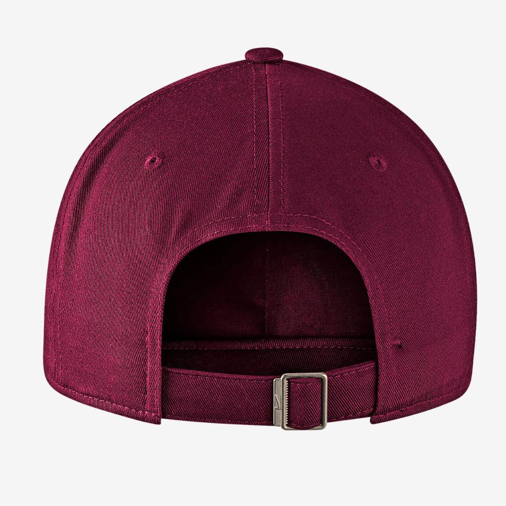 Nike College (Minnesota) Adjustable Logo Hat C111272606-MIN