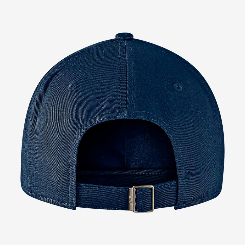 Nike College (Virginia) Adjustable Logo Hat C111272606-VIR