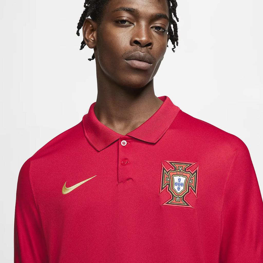 포르투갈 2020 스타디움 홈 남자 축구 저지 CD0704-687