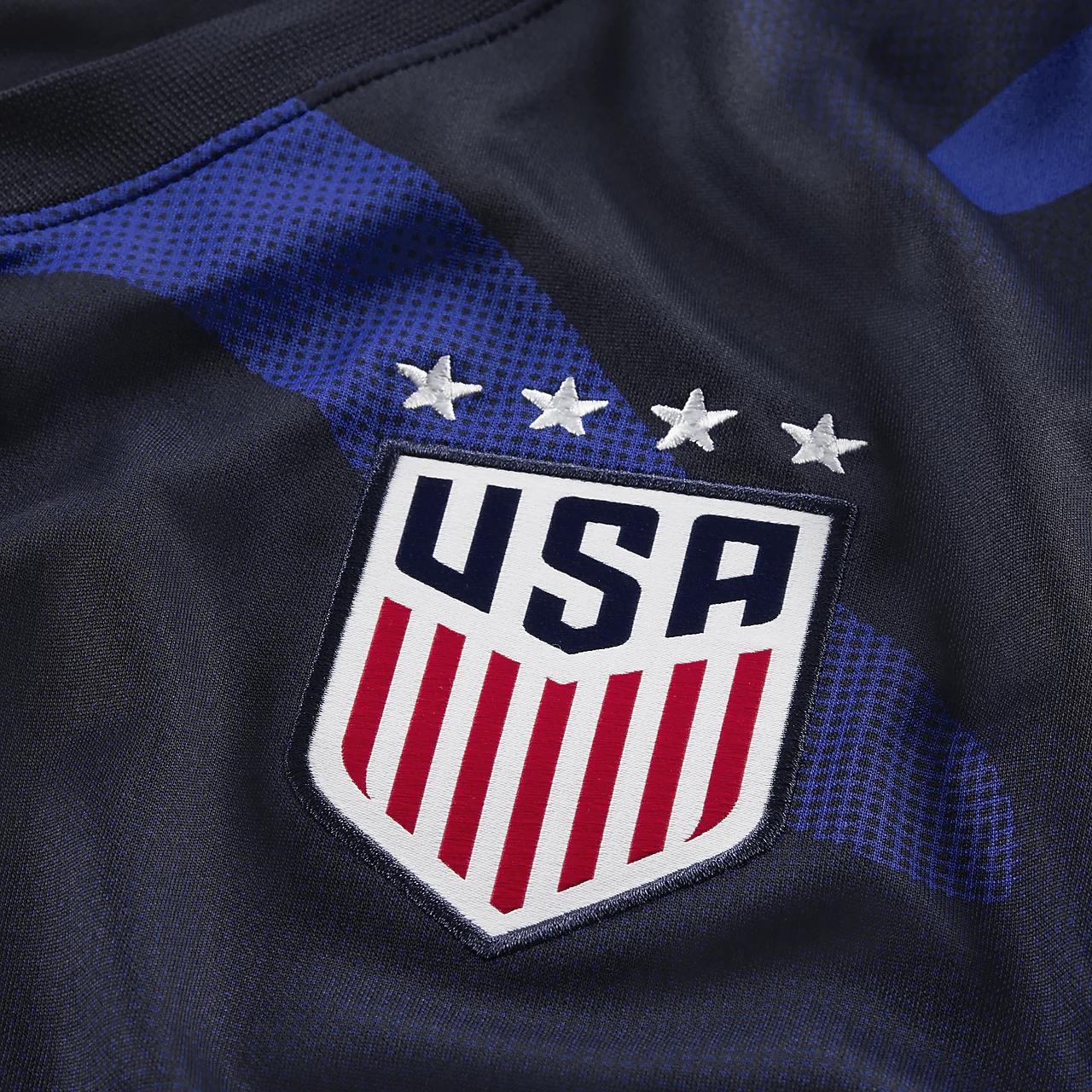 미국 2020 스타디움 어웨이 (4성) 남자 축구 저지 CD0736-476