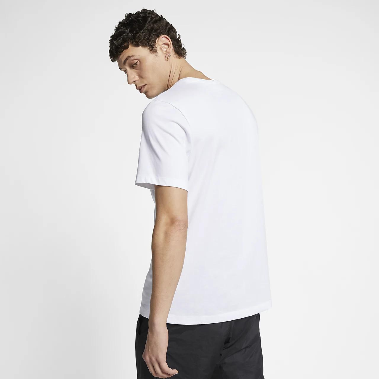 Jordan Legacy AJ4 Woven Labels Men's T-Shirt CI9875-100
