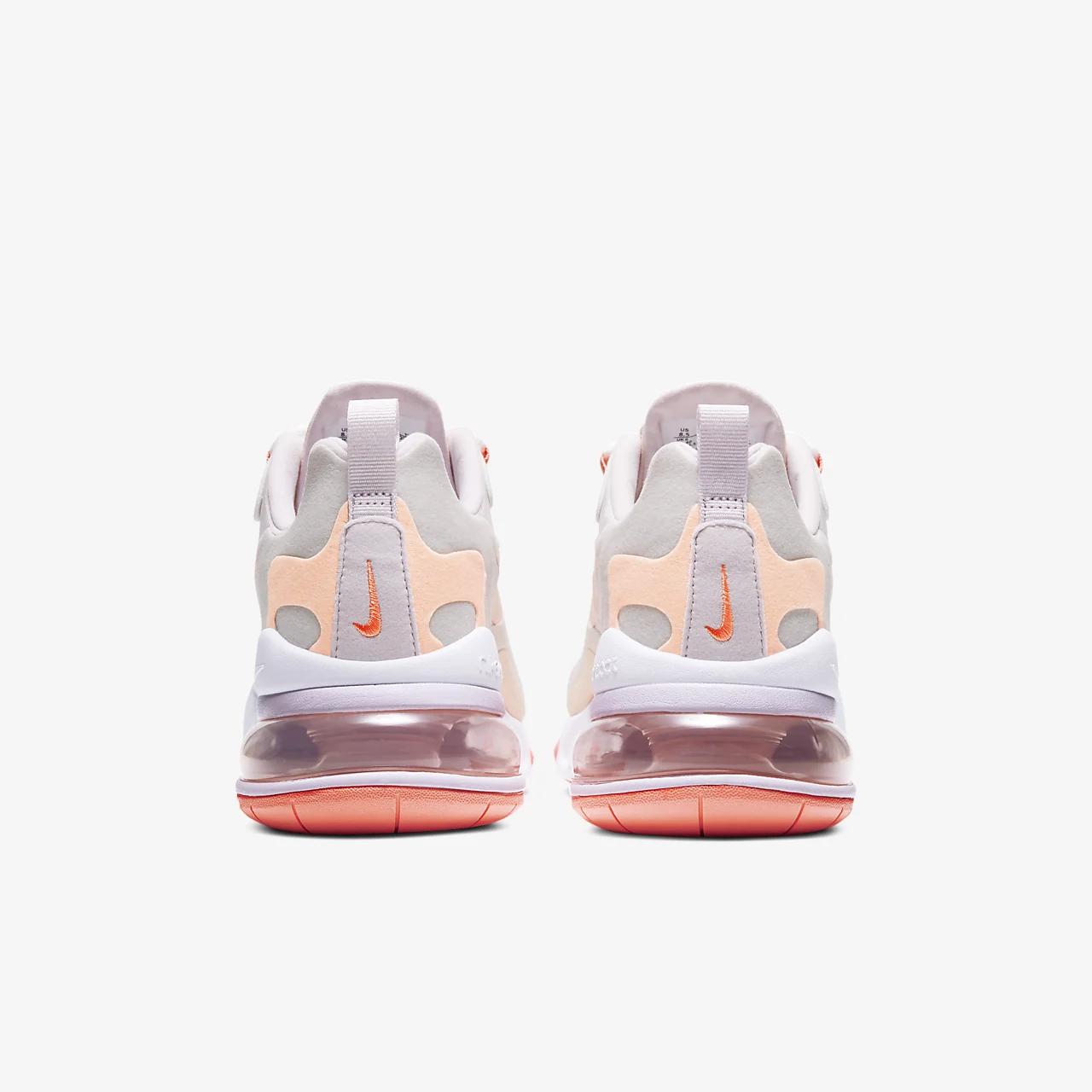 나이키 에어 맥스 270 리액트 여성 신발 CJ0619-103