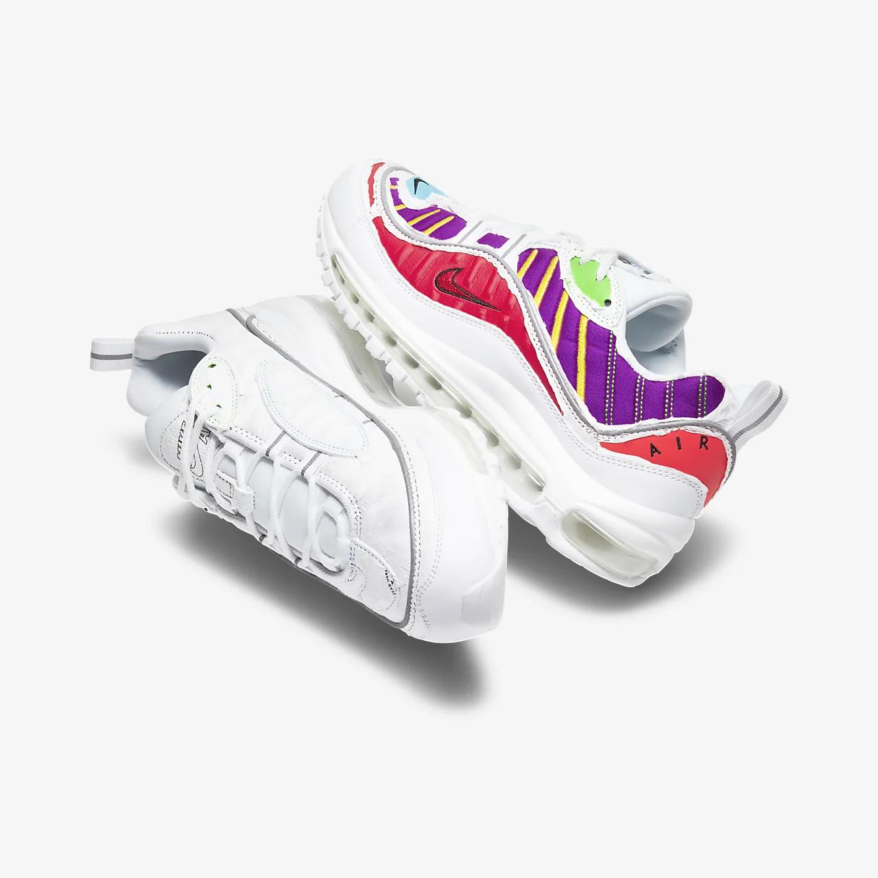 나이키 에어 맥스 98 LX 여성 신발 CJ0634-101