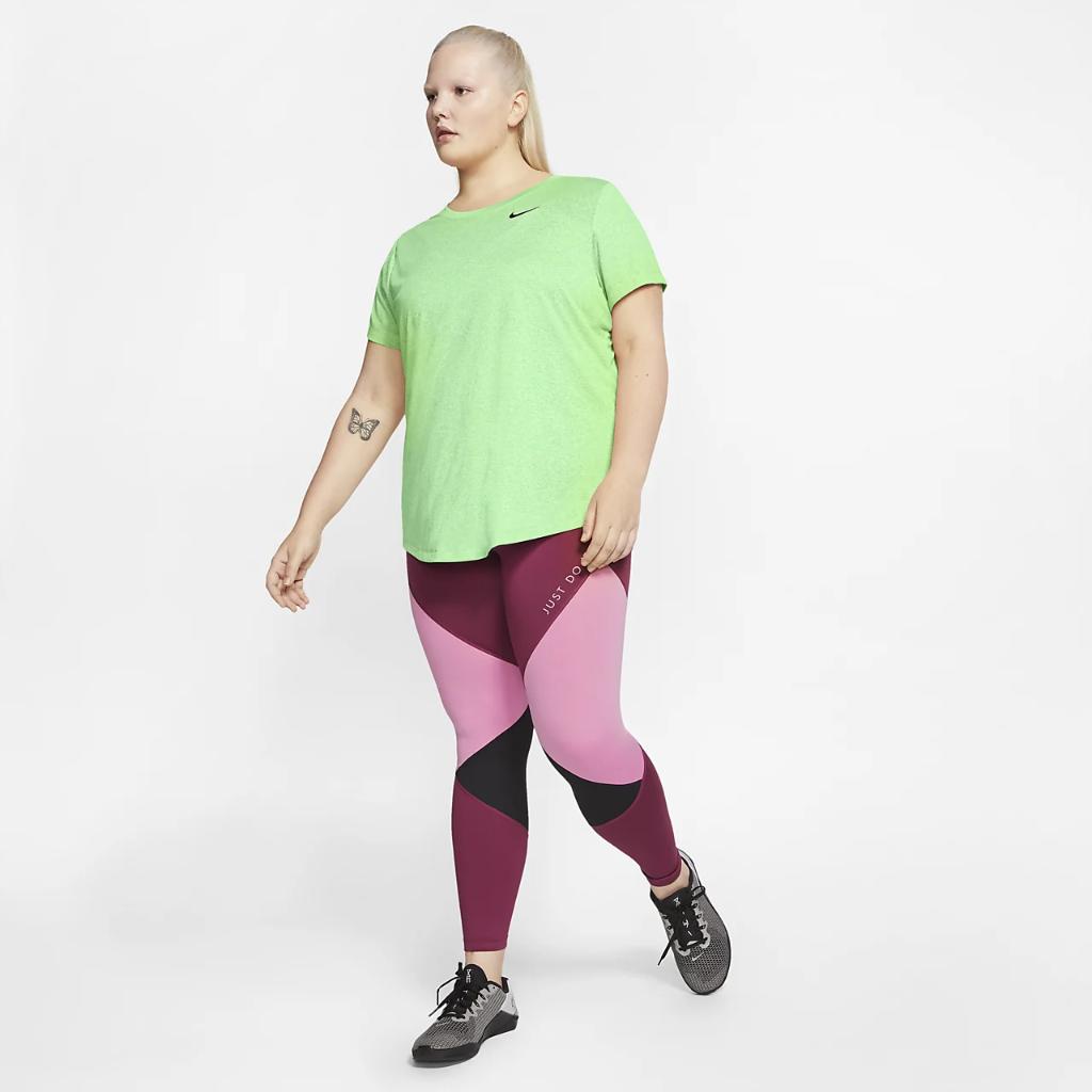 Nike Dri-FIT Legend Women's Training T-Shirt (Plus Size) CJ2582-344