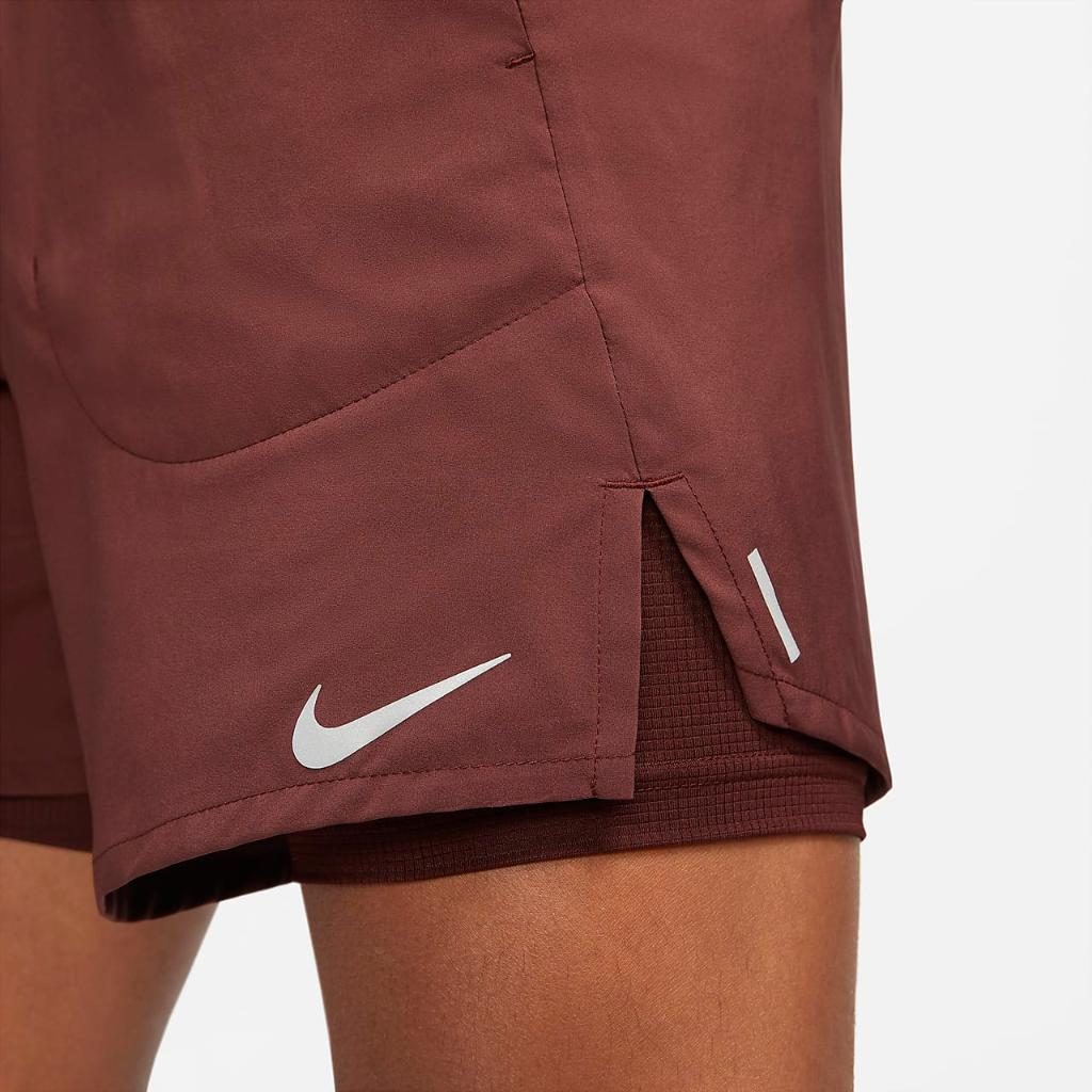 "Nike Flex Stride Men's 7"" 2-In-1 Running Shorts CJ5471-624"