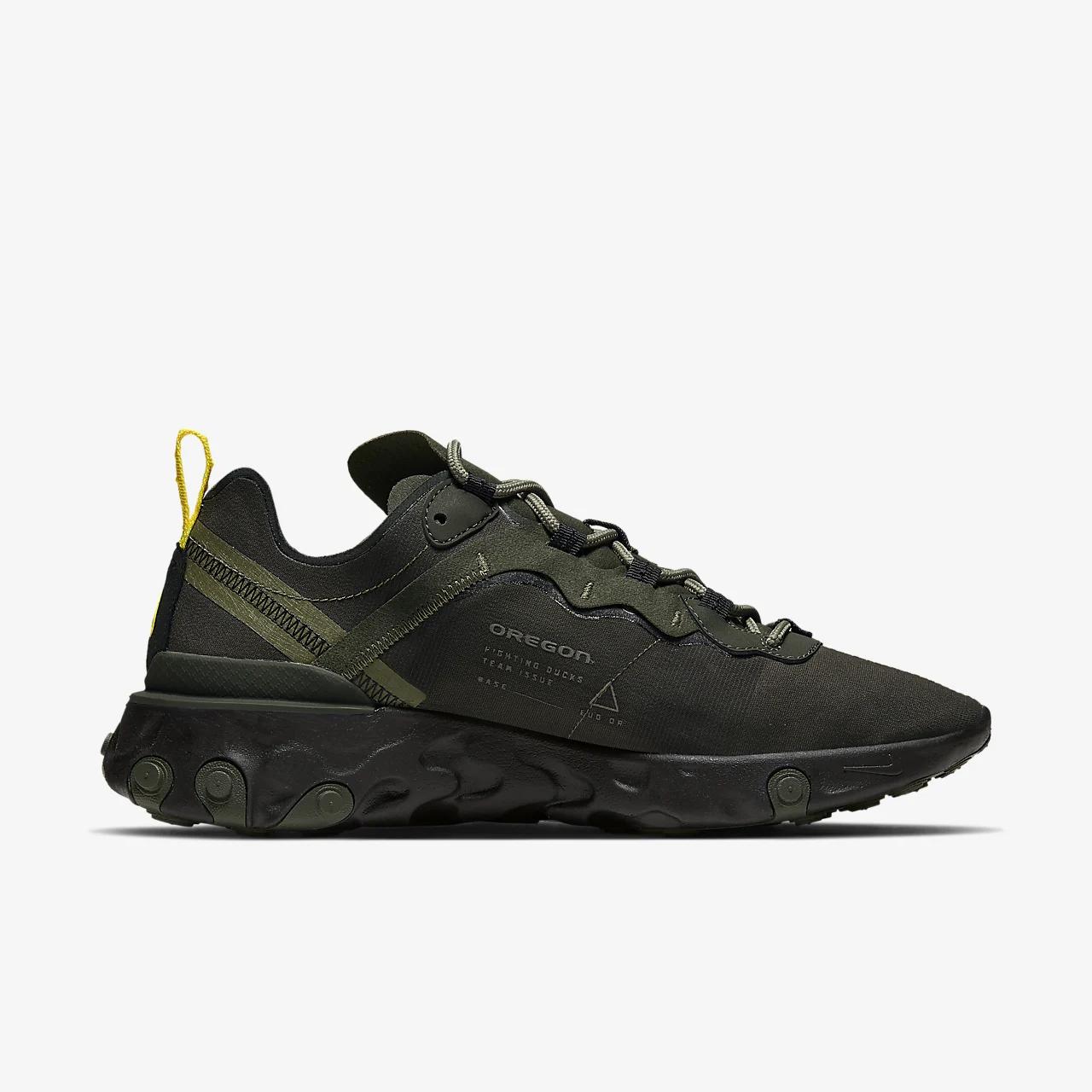 Nike React Element 55 (Oregon) Men's Shoe CK4797-300