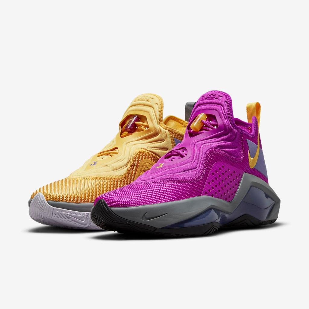 LeBron Soldier 14 Basketball Shoes CK6024-500