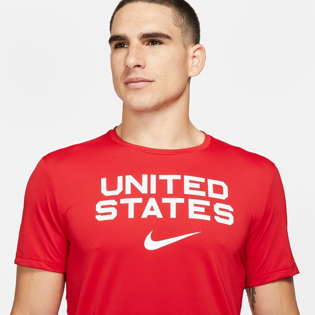 Nike Dri-FIT Men's Training T-Shirt CQ3971-657