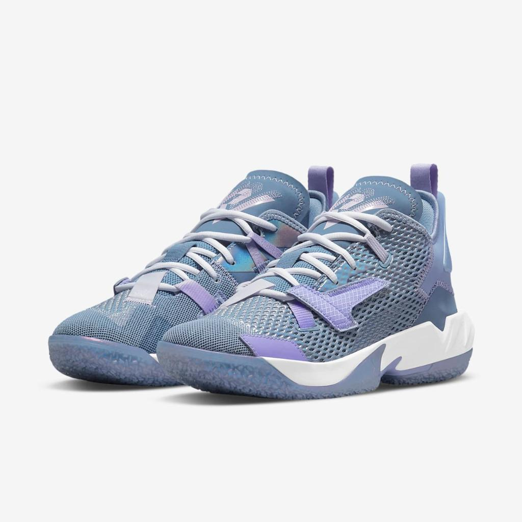 Jordan 'Why Not?' Zer0.4 Basketball Shoes CQ4230-400