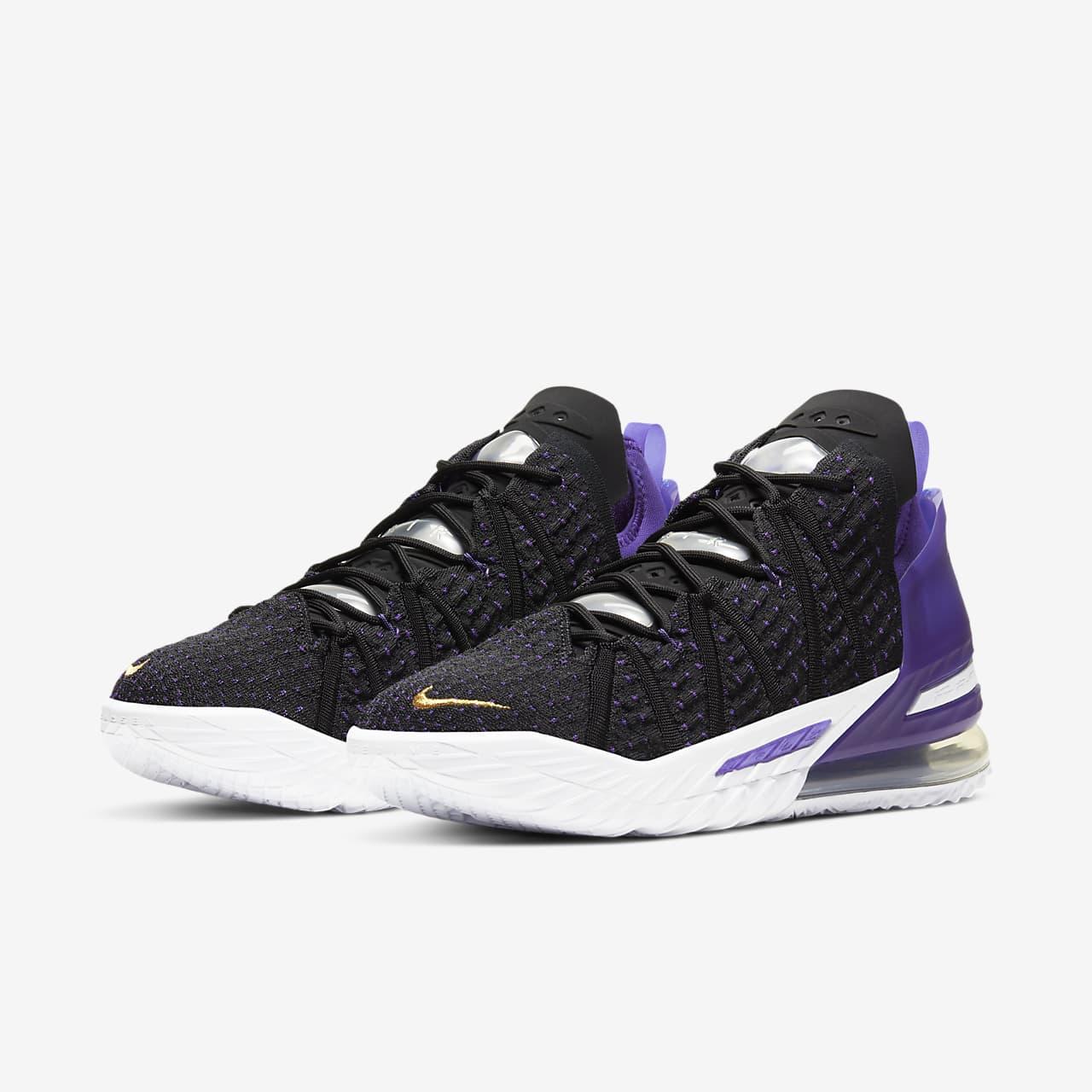 LeBron 18 Basketball Shoe CQ9283-004