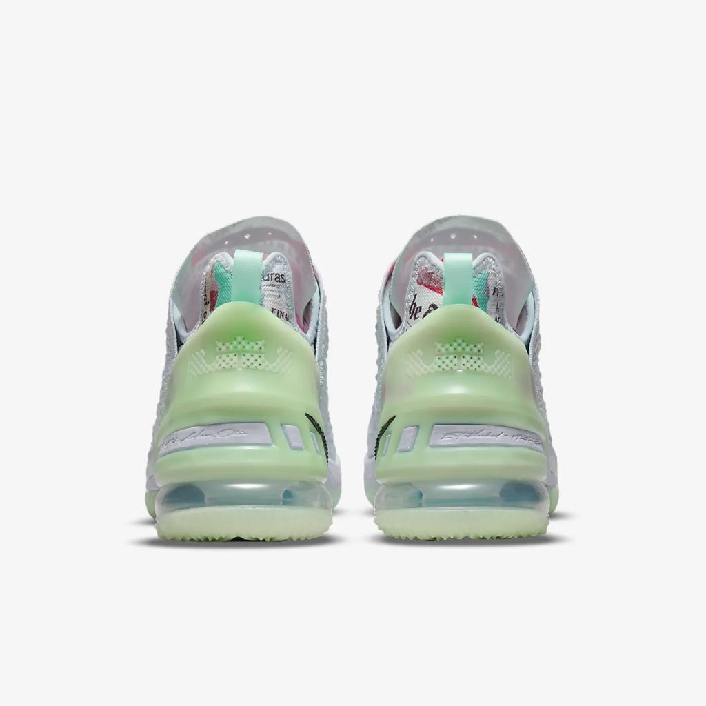 LeBron 18 Basketball Shoes CQ9283-401
