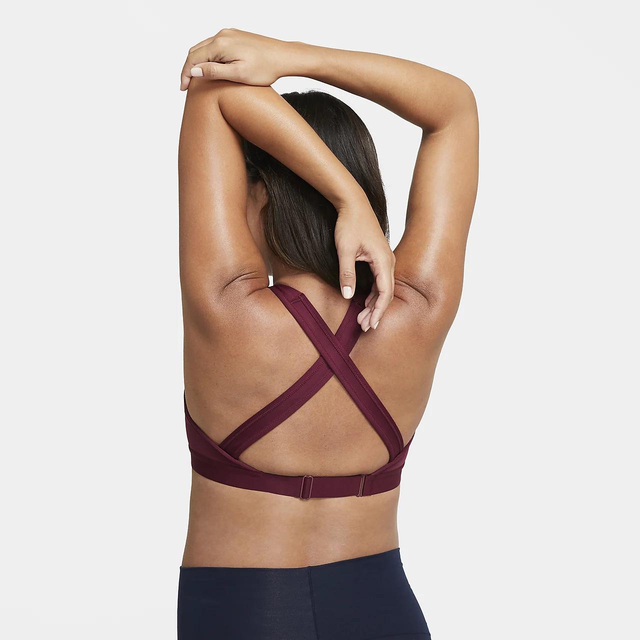 Nike (M) Swoosh Women's Medium-Support Sports Bra (Maternity) CQ9289-638
