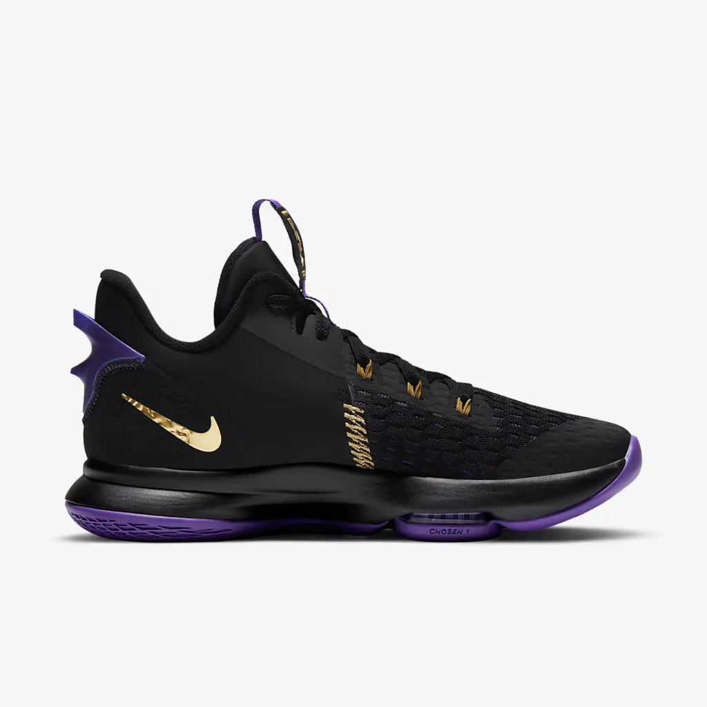 LeBron Witness 5 Basketball Shoes CQ9380-003