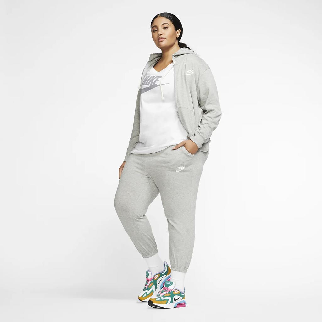 나이키 스포츠웨어 여성 카프리(플러스 사이즈) CT0645-063