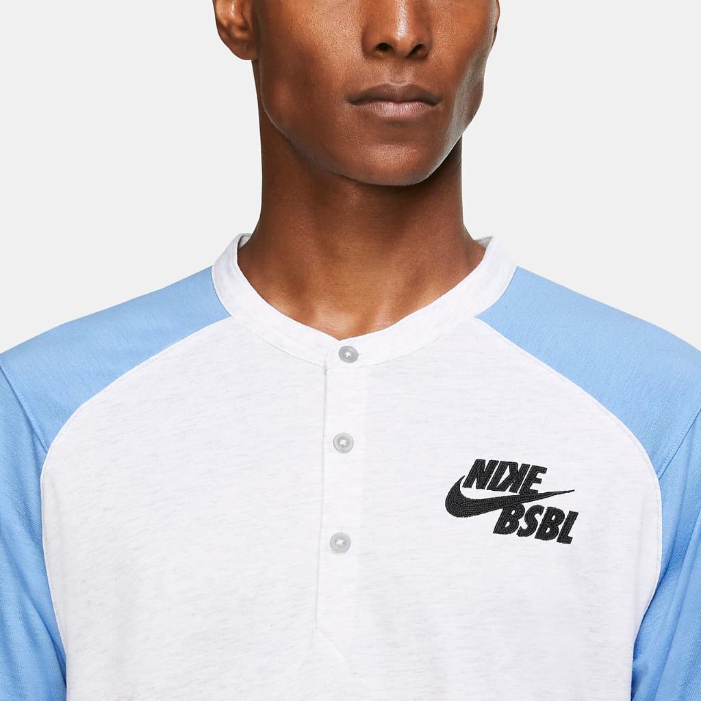 Nike Dri-FIT Flux Men's 3/4-Sleeve Baseball Top CT1977-051