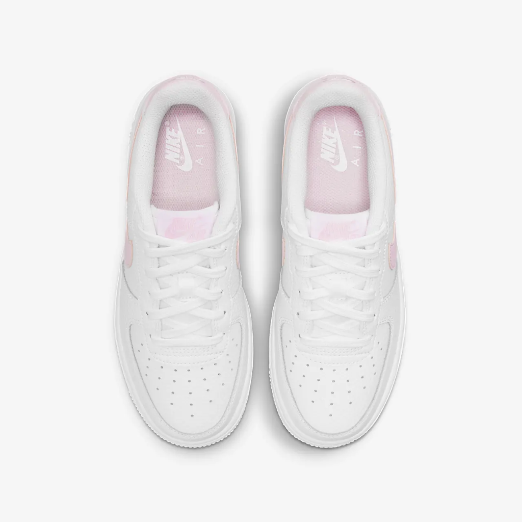 Nike Air Force 1 Big Kids' Shoes CT3839-103
