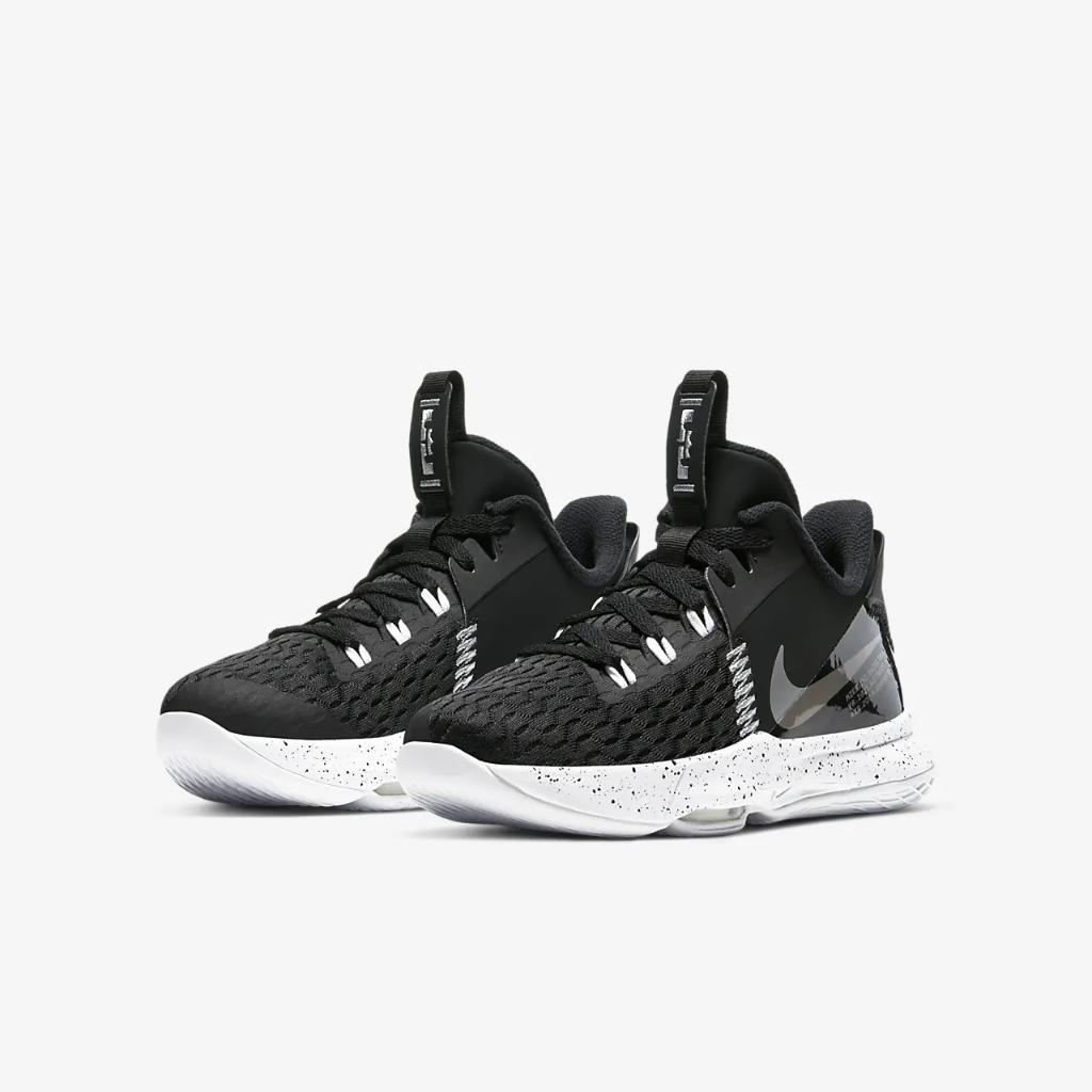 LeBron Witness 5 Big Kids' Basketball Shoe CT4629-001