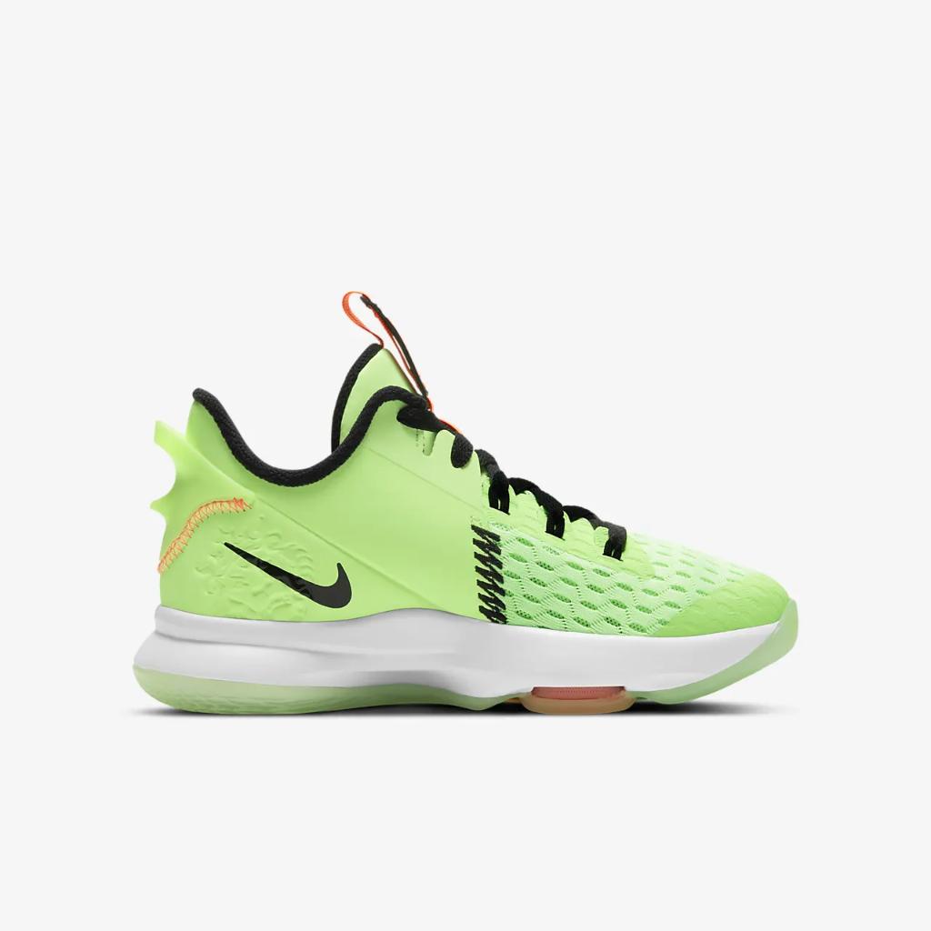 LeBron Witness 5 Big Kids' Basketball Shoe CT4629-300