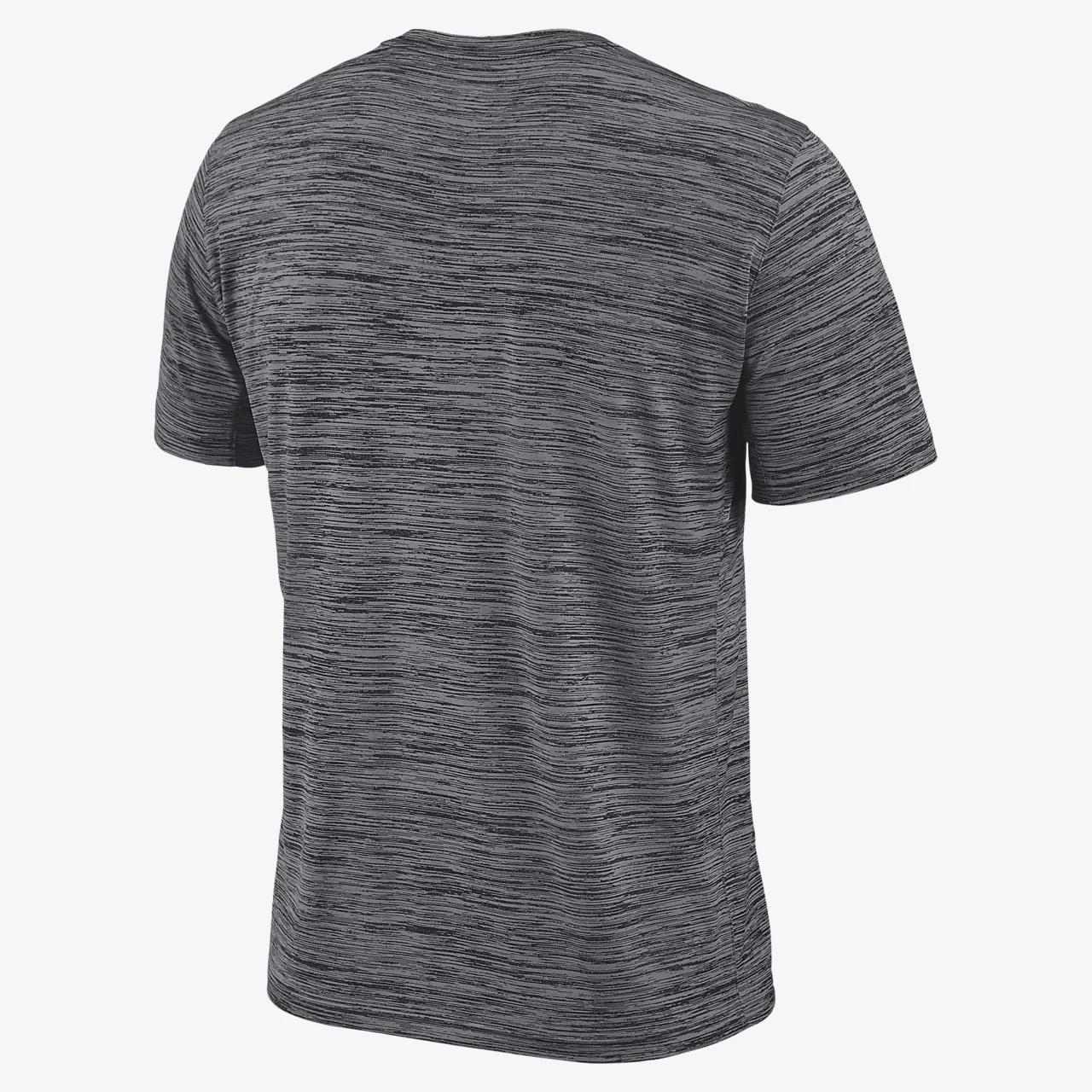 나이키 칼리지 드라이핏 벨로시티 (웨스트 버지니아) 남성 티셔츠 CT7630-021