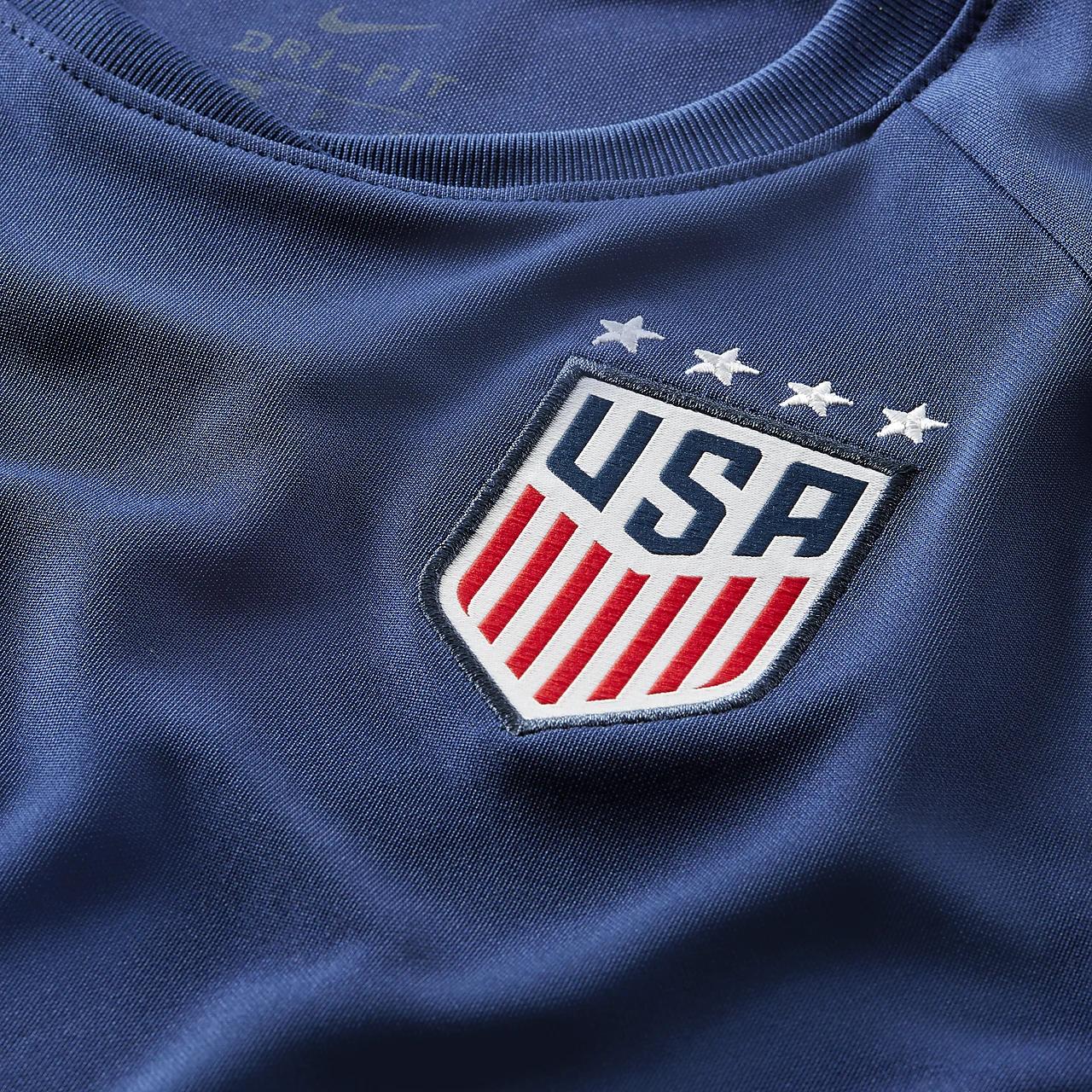 미국 여자 축구 톱 CT7641-421