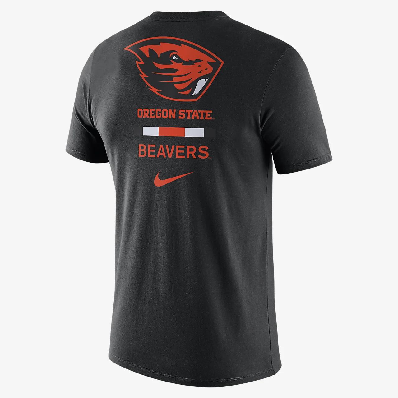나이키 칼리지 드라이핏(오레곤 주) 남자 티셔츠 CT8207-010