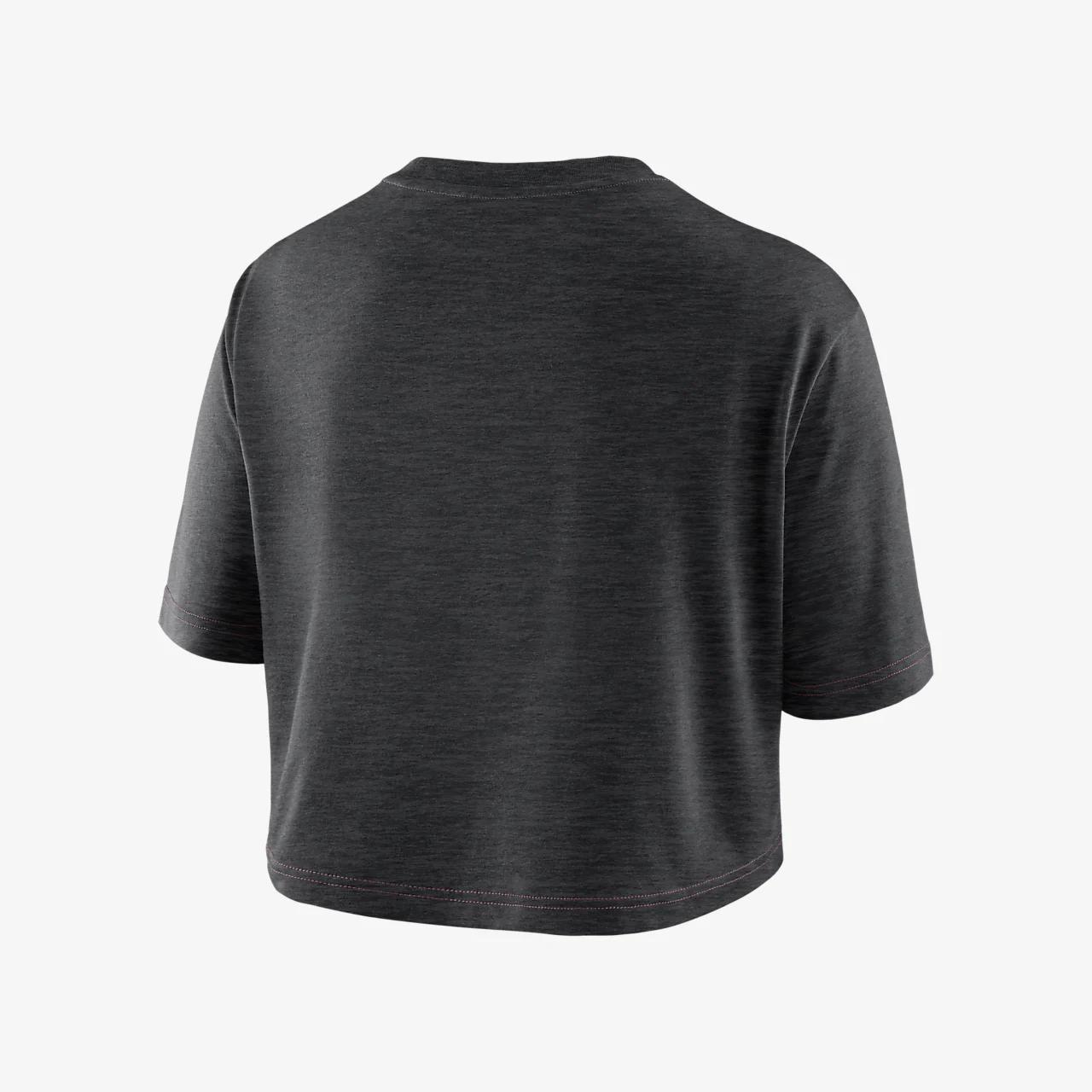 나이키 칼리지 드라이핏(플로리다 주) 여성 크롭 티셔츠 CT8613-010