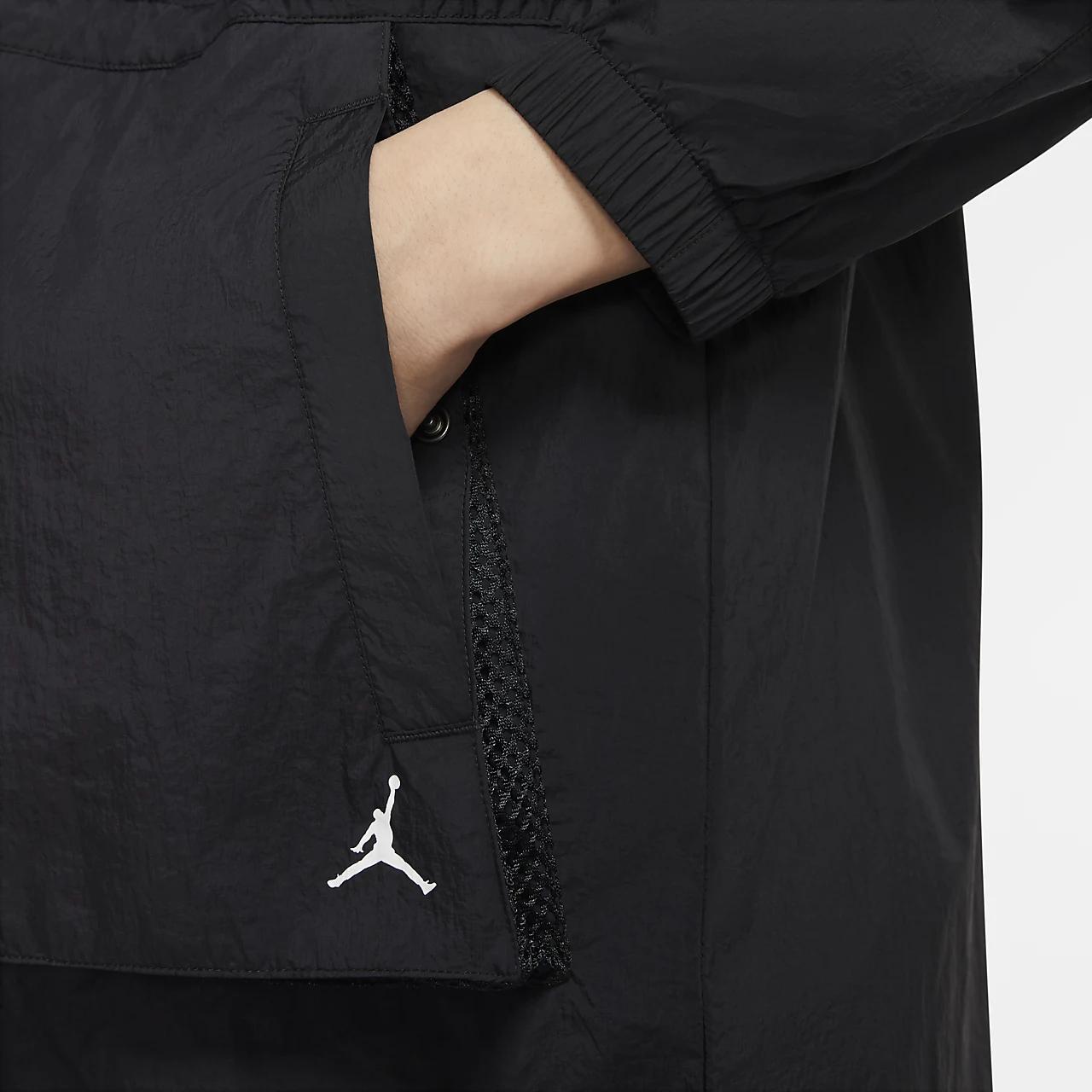 Jordan Utility Women's Off-Shoulder Jacket CU4065-010