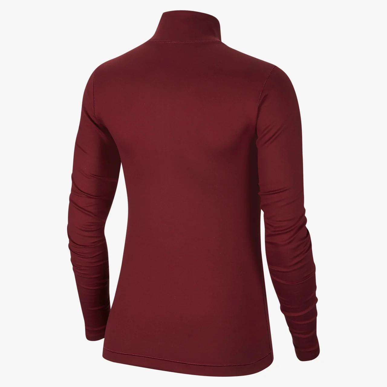 Nike Pro Warm Women's Long-Sleeve 1/2-Zip Top CU4329-638