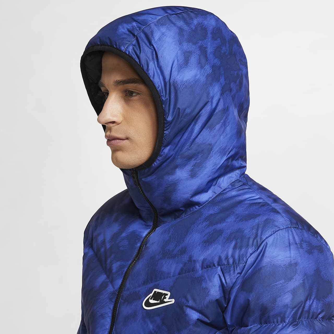 Nike Sportswear Down-Fill Windrunner Men's Shield Jacket CU4406-492