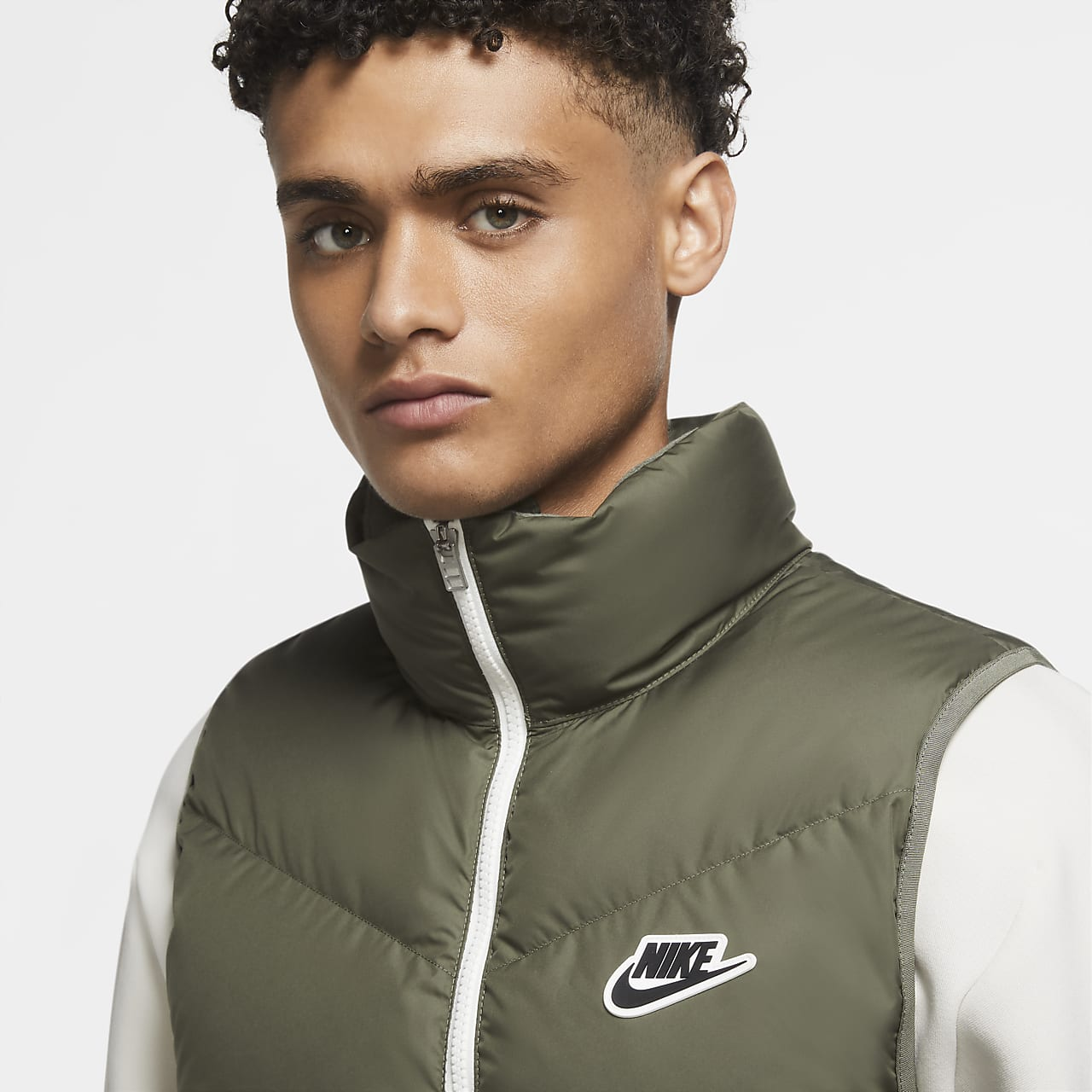 Nike Sportswear Down-Fill Windrunner Men's Vest CU4414-380