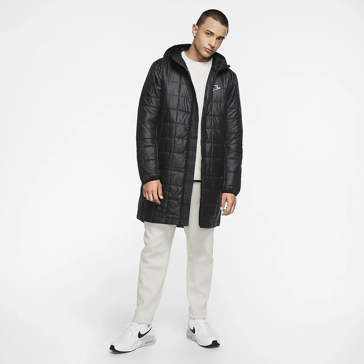 Nike Sportswear Synthetic-Fill Men's Parka CU4416-010
