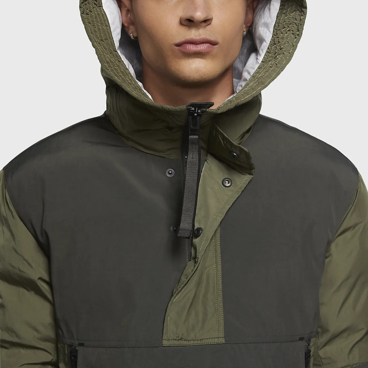 Nike Sportswear Synthetic-Fill Men's Repel Anorak CU4420-222