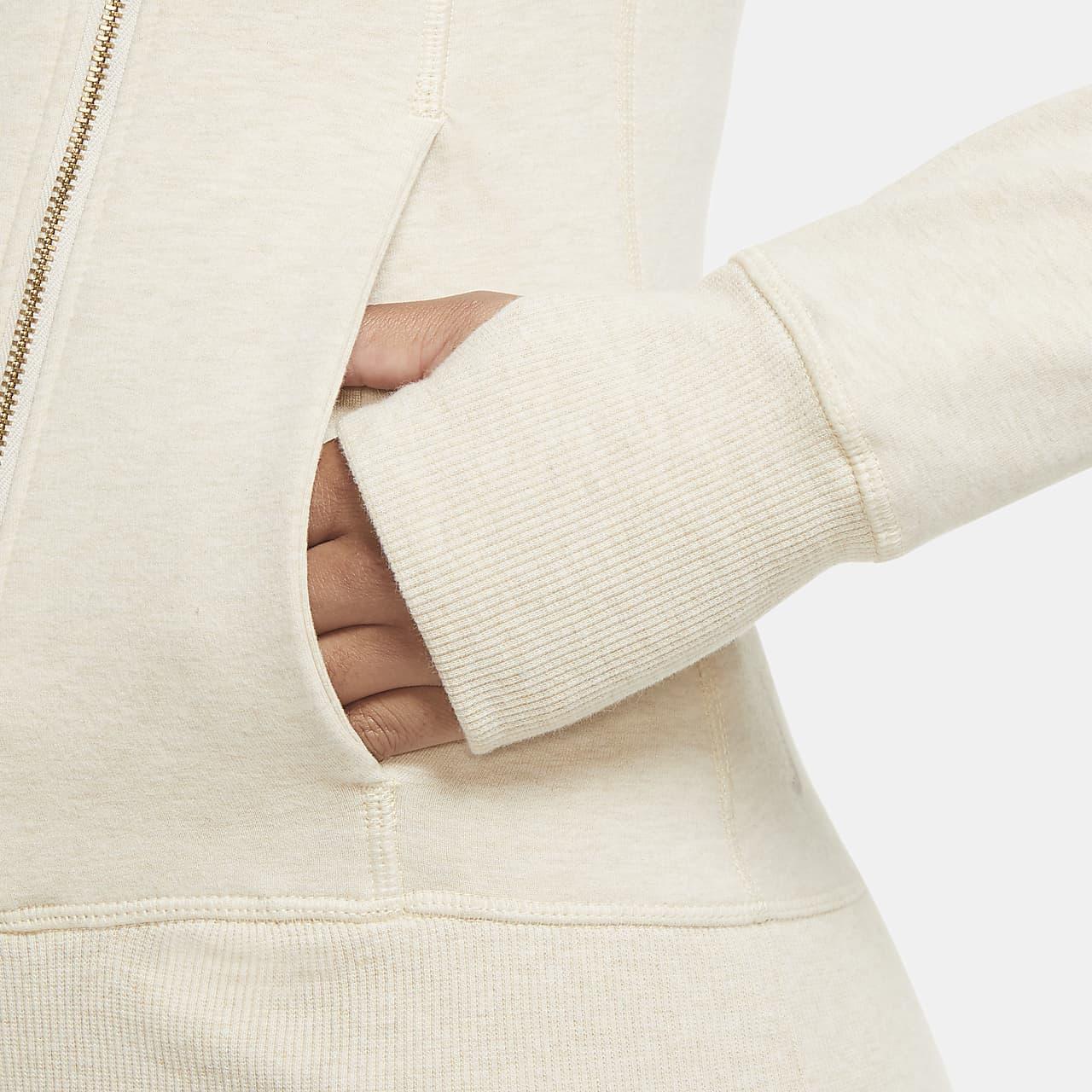 Nike Yoga Women's Full-Zip Hoodie CU5321-140