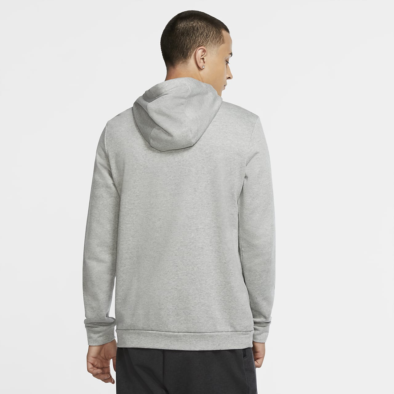 Nike Dri-FIT Men's Training Pullover Hoodie CU6021-063