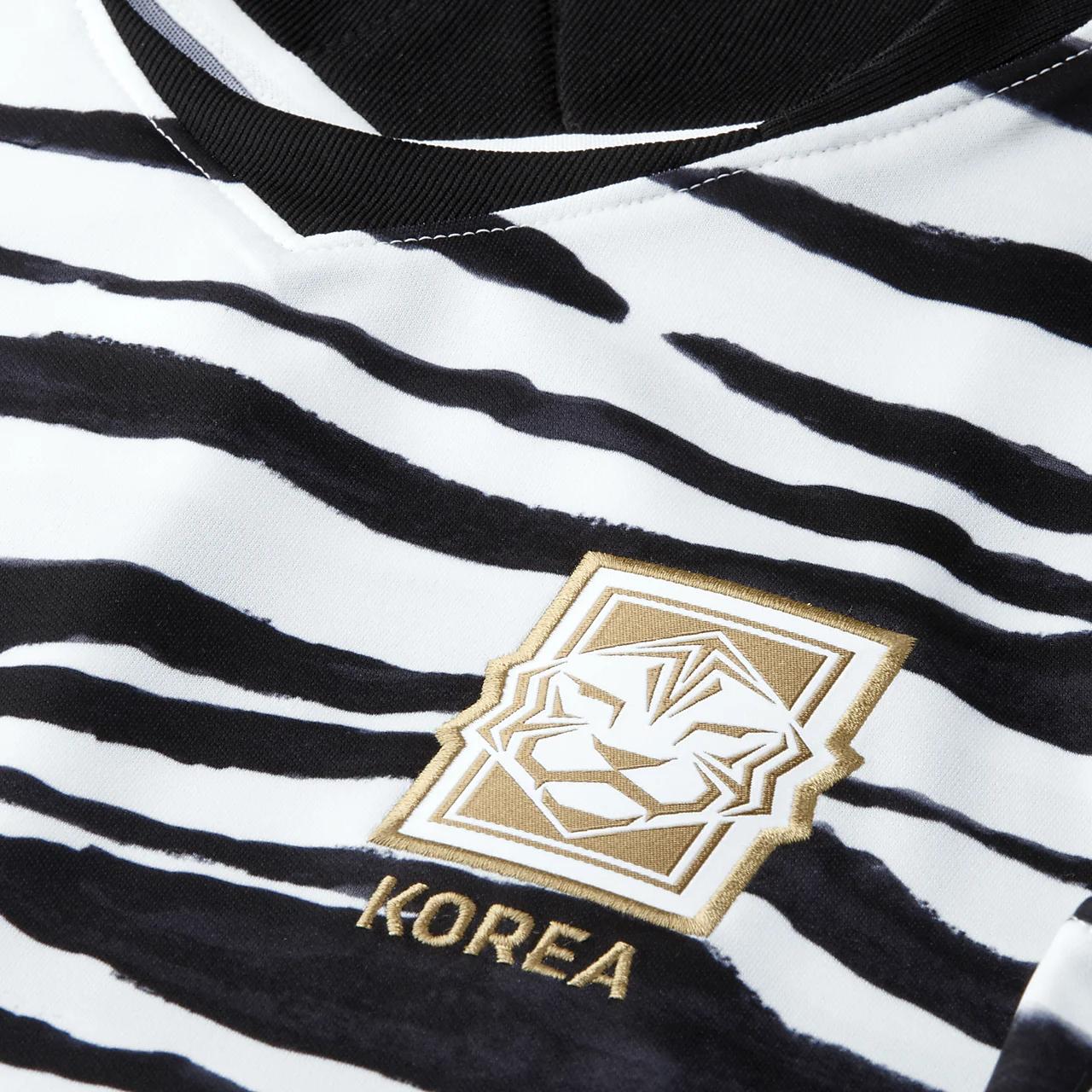 한국 2020 스타디움 어웨이 여자 축구 저지 CU6219-100