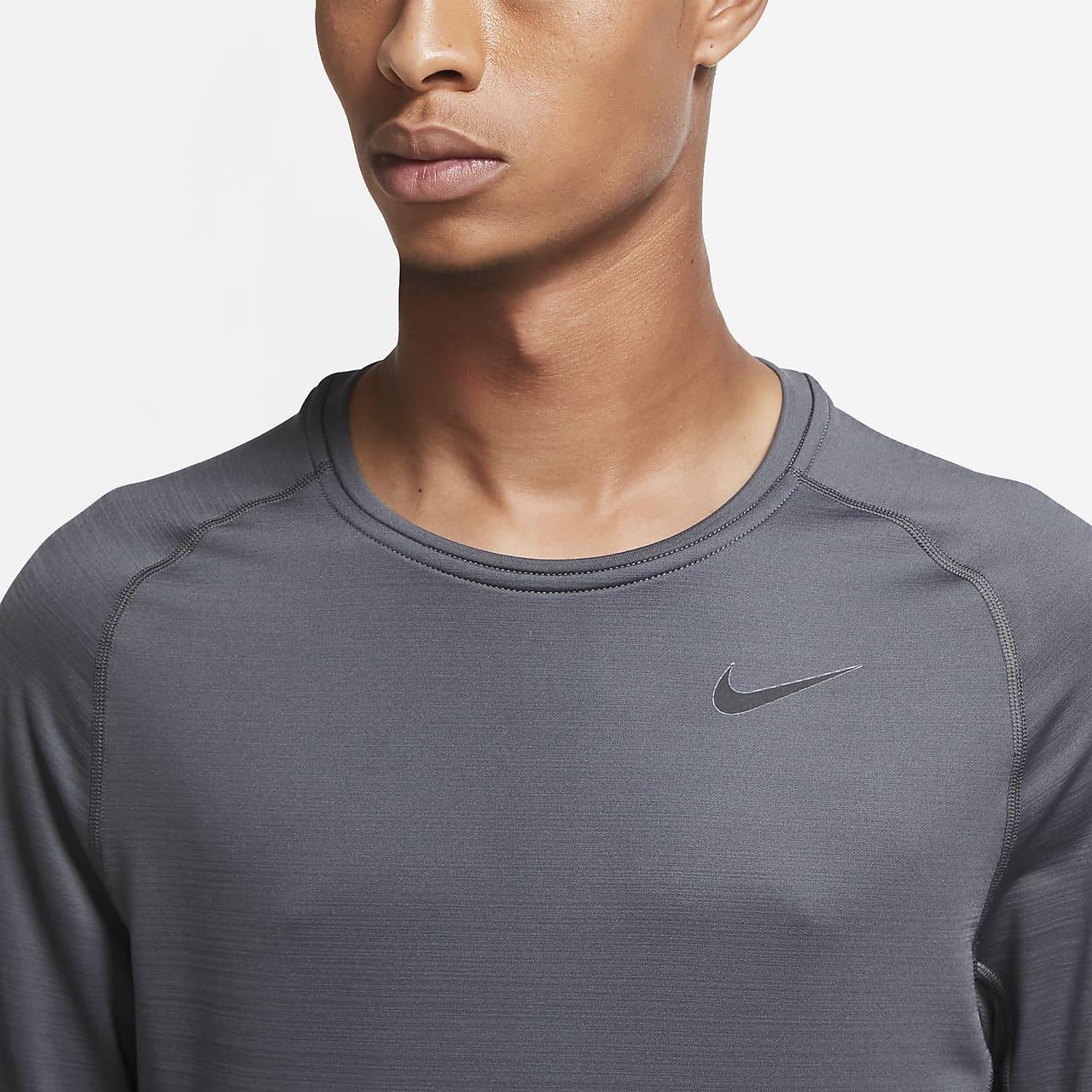Nike Pro Warm Men's Long-Sleeve Top CU6740-068