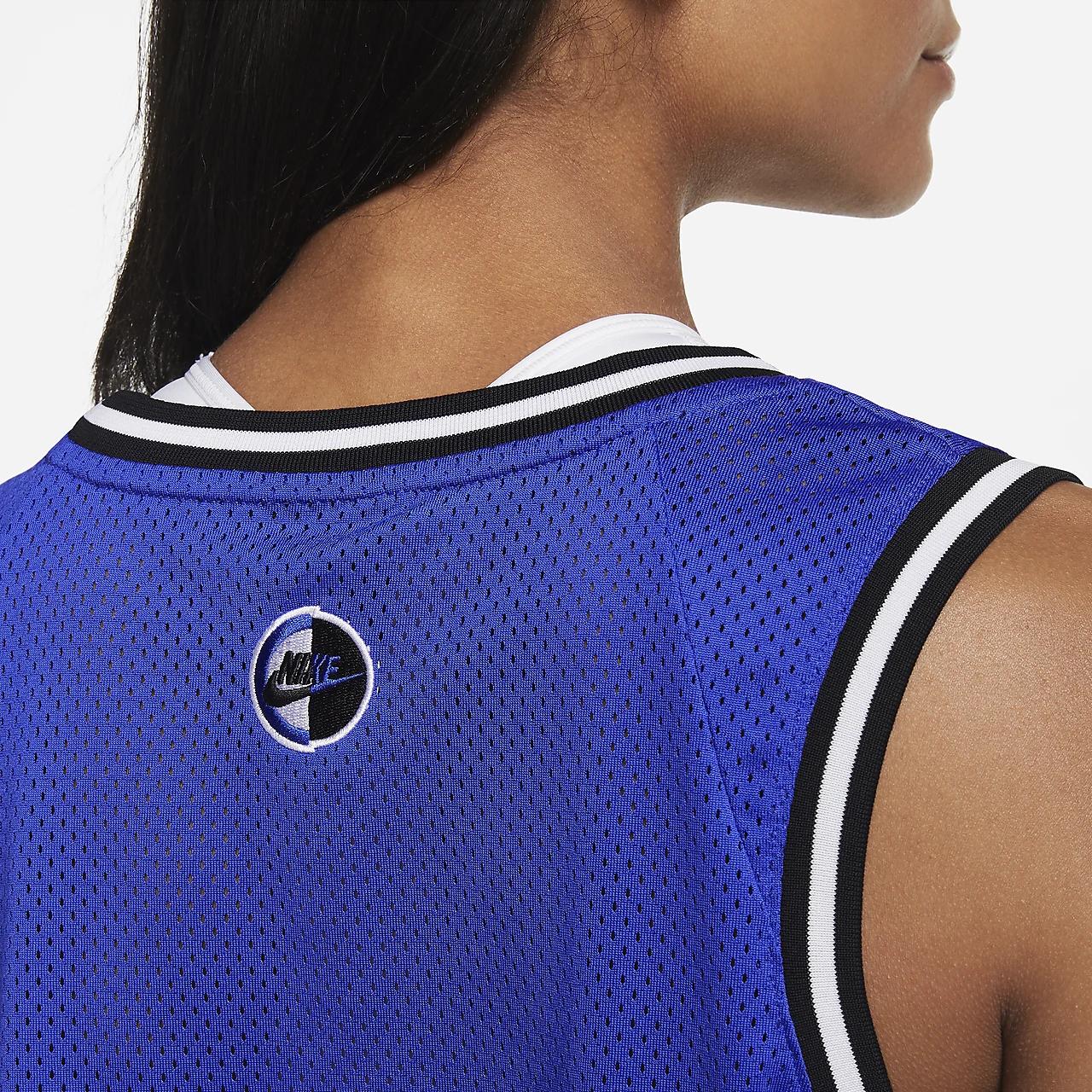 Nike Sportswear Women's Cropped Jersey CU6785-405