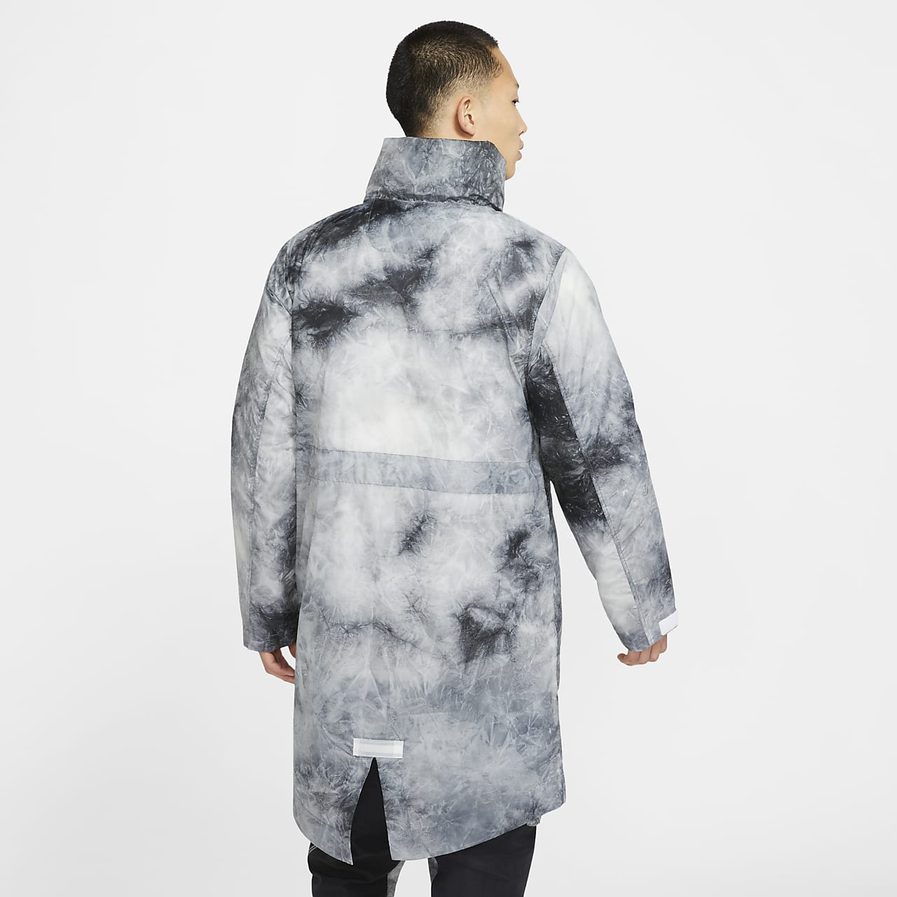 Jordan 23 Engineered Men's Printed Parka CU8624-100