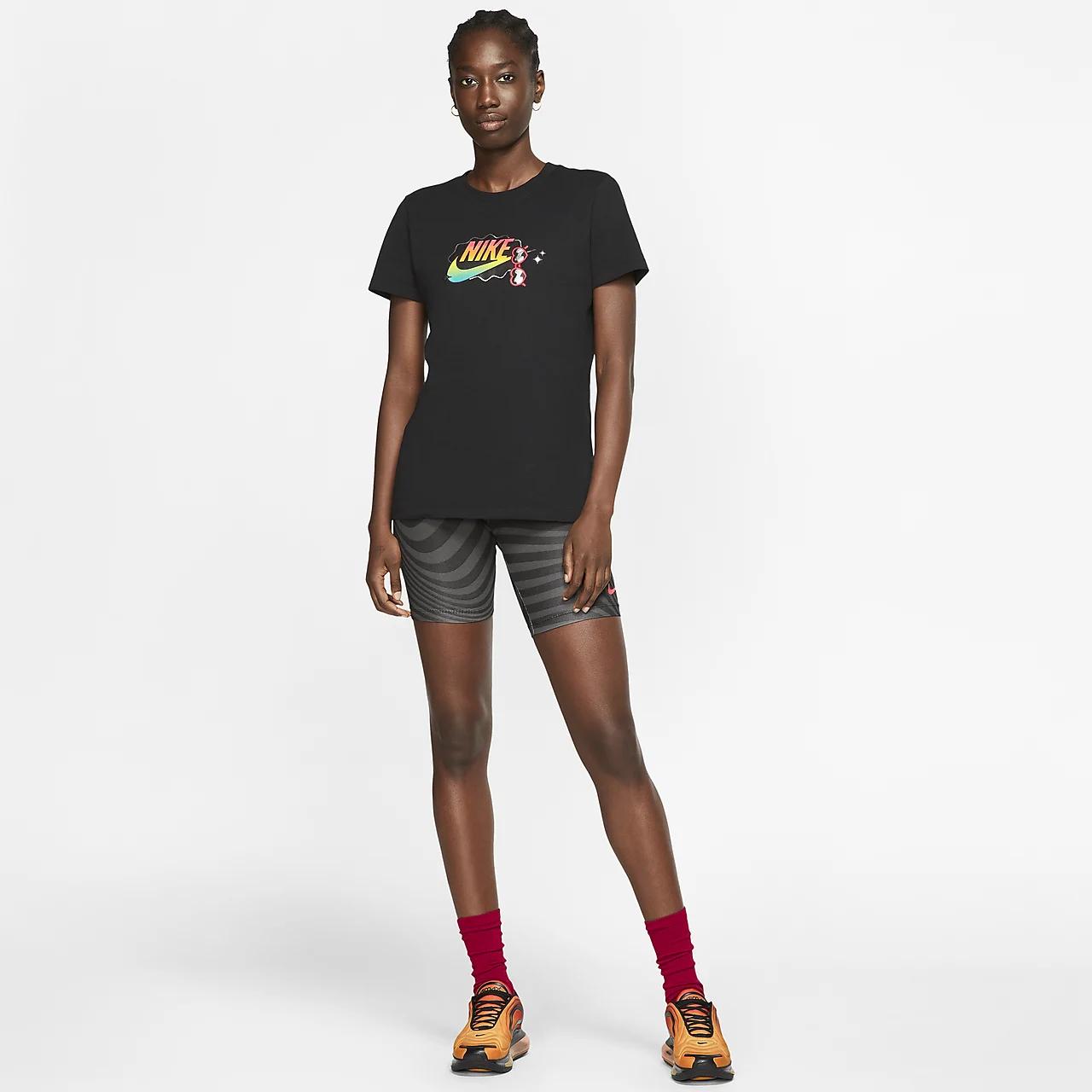 나이키 스포츠웨어 여성 티셔츠 CU9695-010