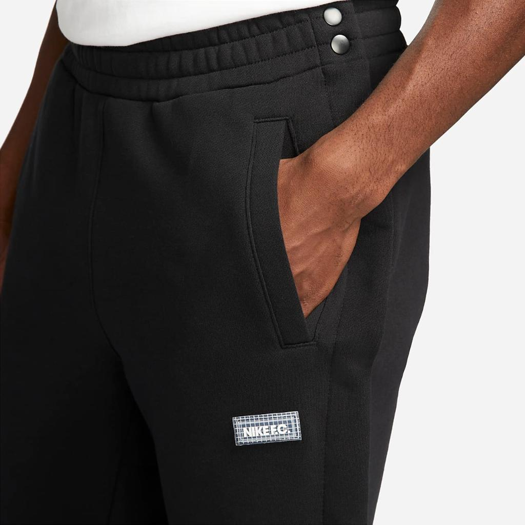 Nike F.C. Men's Fleece Soccer Pants CV1488-010