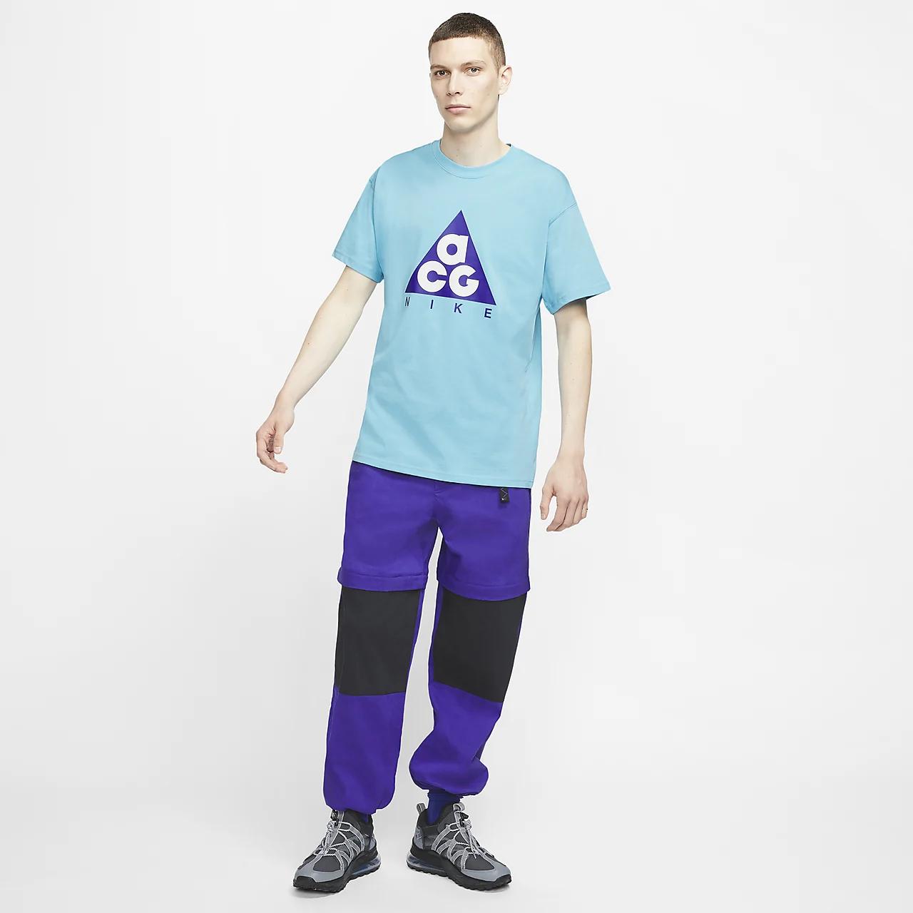나이키 ACG 남성 그래픽 티셔츠 CV1532-450